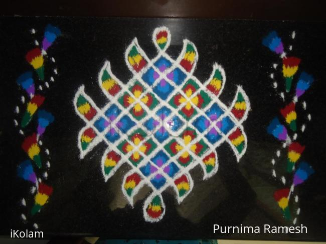 Rangoli: Colors Splashed