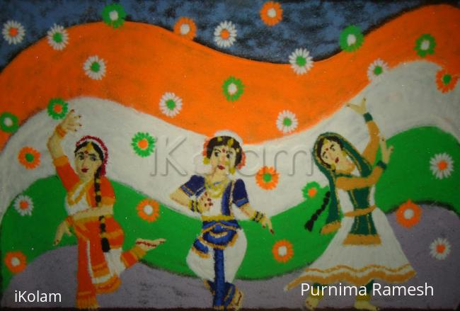 Rangoli: Independence Day Special