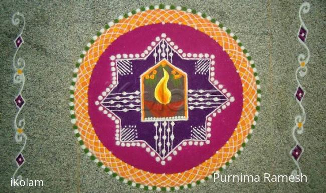 Rangoli: Tamil New Year Wishes!