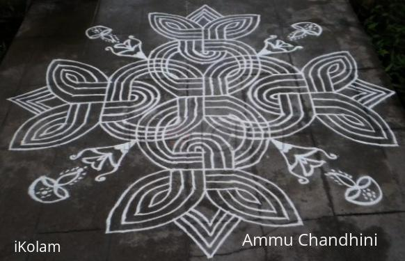 Rangoli: INSPIRATION KOLAM-BASIC DESIGN