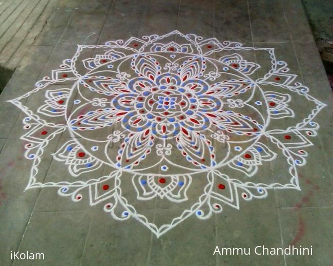 Rangoli: Wedding rangolis-1