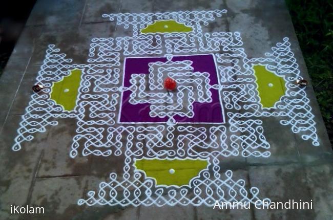 Rangoli: Margazhi 2014_ Day 1