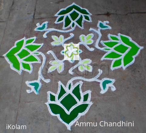 Rangoli: St.Patrick's Day Spl Rangoli