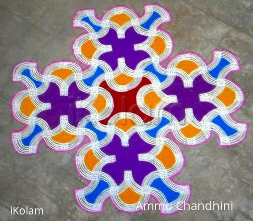 Rangoli: Tamil new year special kolam