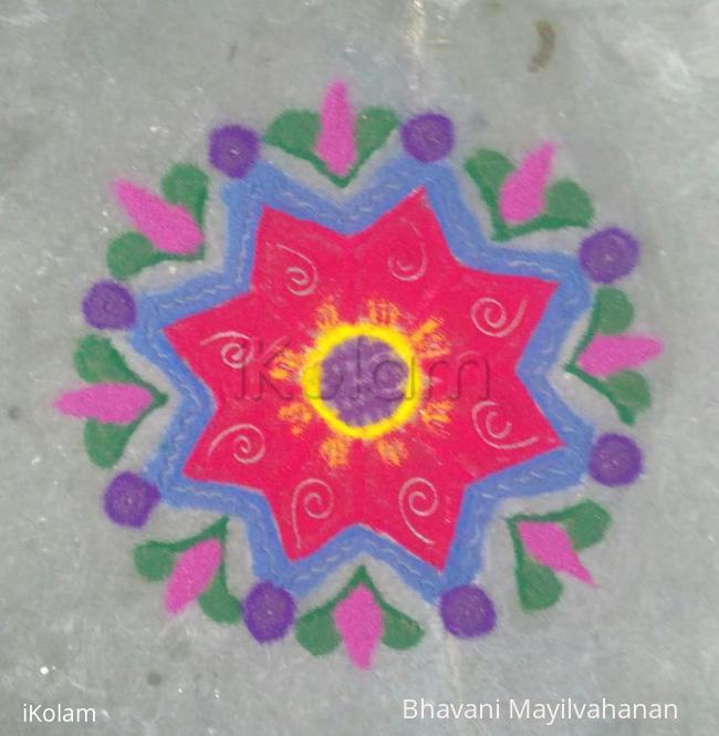 Rangoli: Margazhi 5