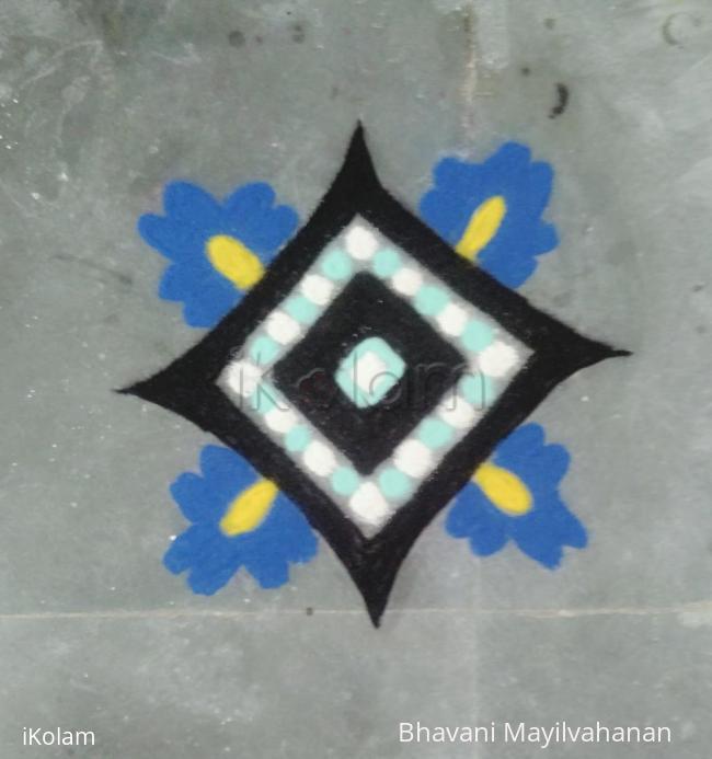 Rangoli: Margazhi 7