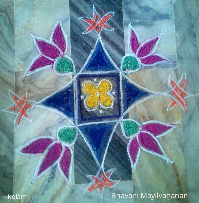 Rangoli: Apt Margazhi5 2014-15
