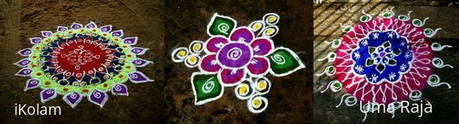 Rangoli: marghali titbits 1