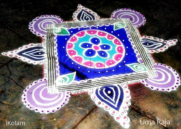 Rangoli: inspiration 4