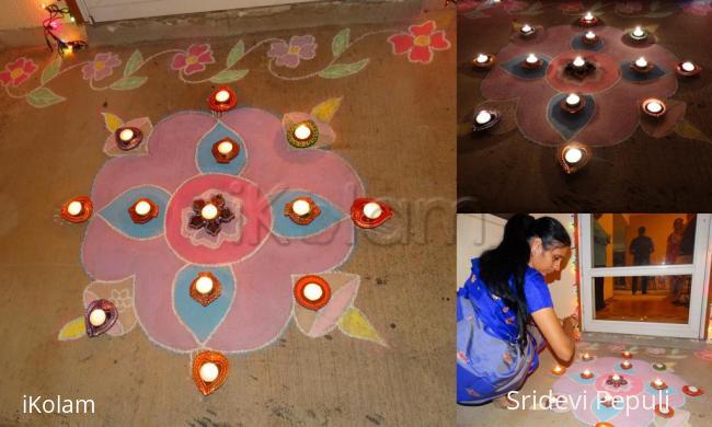 Rangoli: Diwali 2014