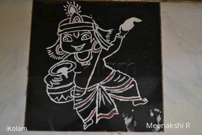 Rangoli: The Butter Thief