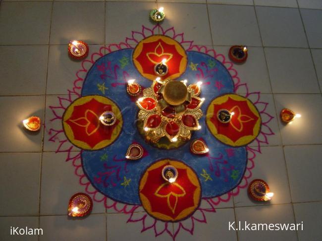 Rangoli: DIWALI-2011