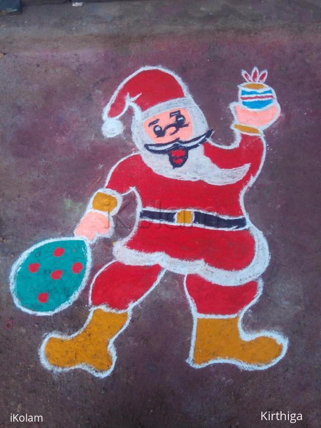 Rangoli: Christmas spl