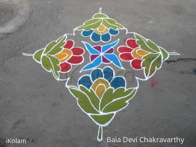 Rangoli: My Co Sister's Works