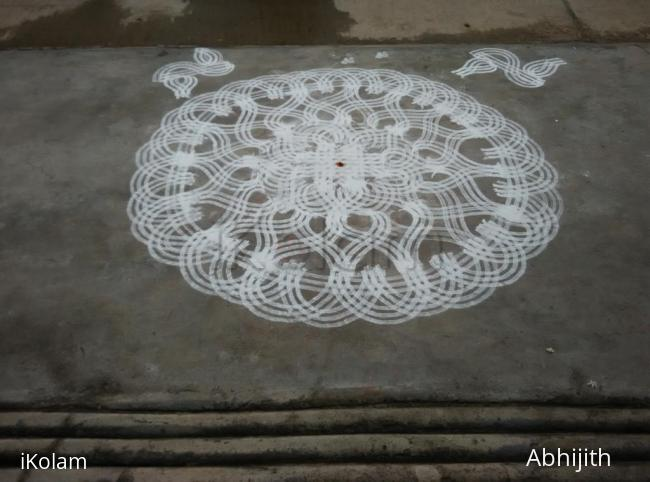 Rangoli: Inspirational Kolam 3