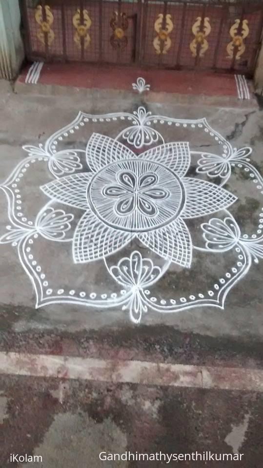 Rangoli: Margazhi special