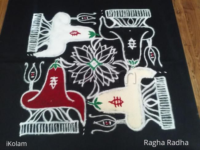 Rangoli: MahaShiva Ratri Special