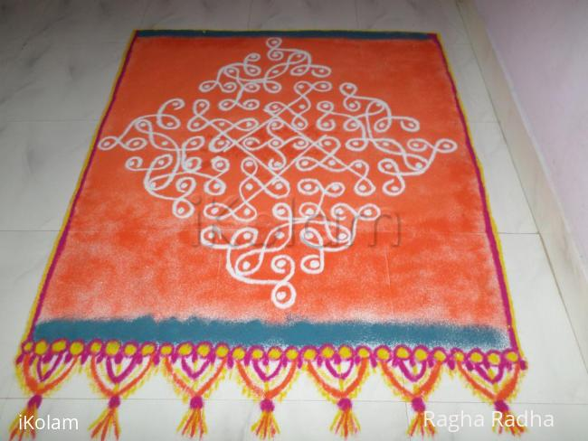 Rangoli: DASHAHARA DAY-6 CELEBS.