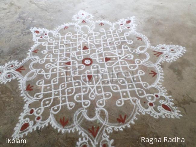 Rangoli: DASHAHARA DAY-7 CELEBS.