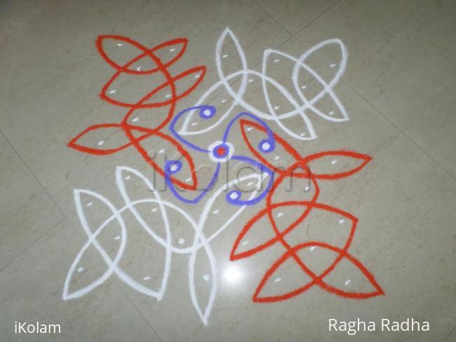 Rangoli: SWASTHIK CHIKKU