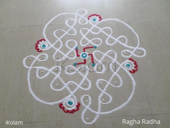 Rangoli: CHIKKU for Tuesday