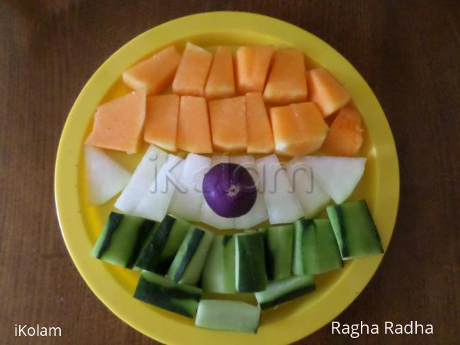 Rangoli: HAPPY REPUBLIC DAY WISHES