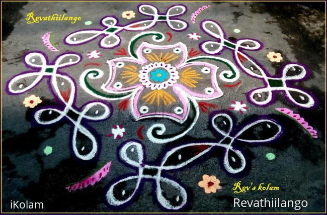 Rangoli: Rev's easy chikku 26.