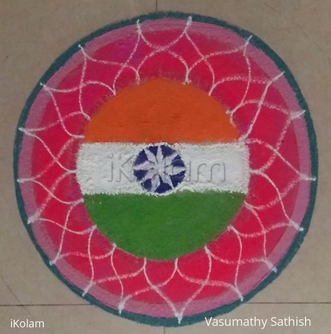 Rangoli: Independence day Special Rangoli