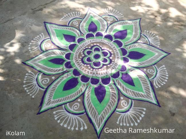 Rangoli: Happy Mothers day!!