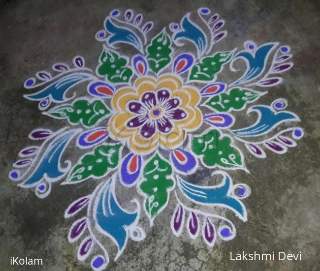 Rangoli: colourfulrangoli