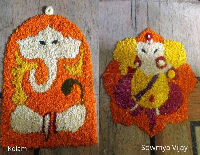 Rangoli: Happy Ganesh Chathurthi