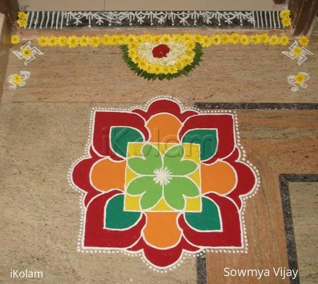 Rangoli: Diwali Rangoli-5