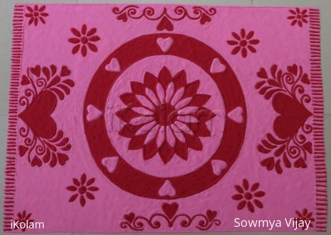 Rangoli: Valentine Day Special-2014