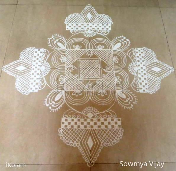 Rangoli: Happy Ugadhi-2014