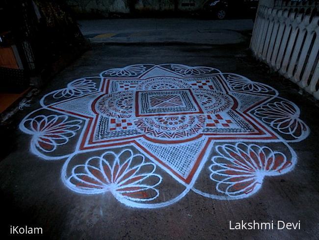 Rangoli: HAPPY BIRTHDAY LATA