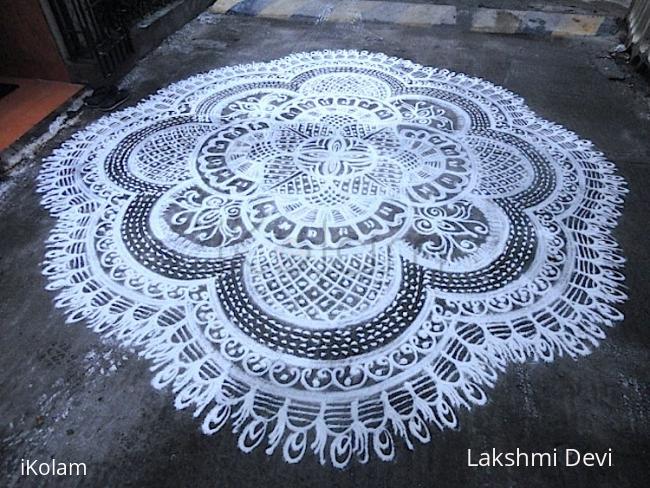 Rangoli: Happy Dhantrayodashi