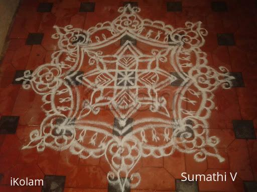 Rangoli: Freehand Design